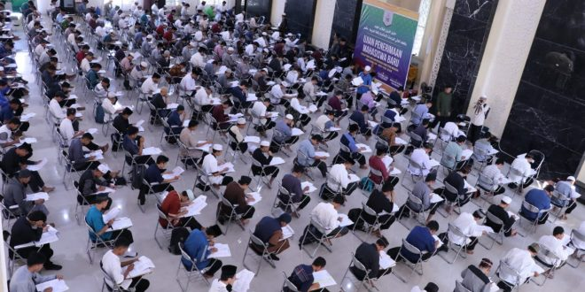 STIBA Gelar Seleksi Penerimaan Mahasiswa Baru, 2 Pendaftar Dari Malaysia