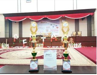 Siswa SMA Wahdah Mendapatkan Juara PENTAS 2018