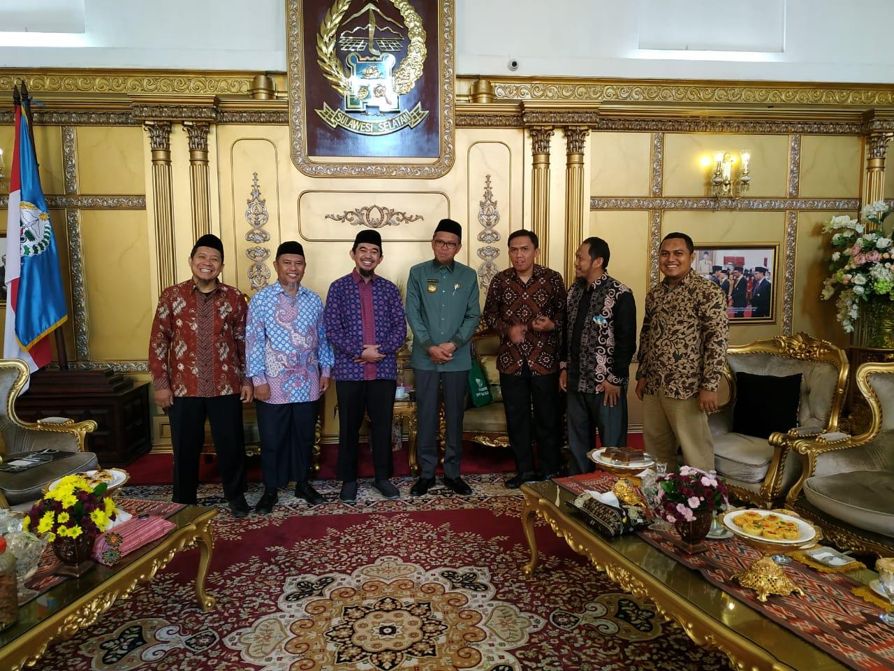 Dihadiri Sandiaga Uno, Gubernur Nurdin Abdullah Ajak Warga Sulsel Ramaikan Ummat Fest 2019
