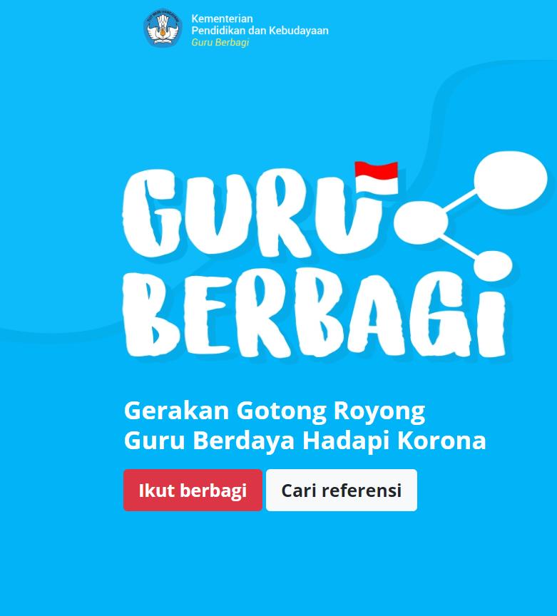 Cara mendapatkan RPP gratis di portal guruberbagi oleh Kemdikbud