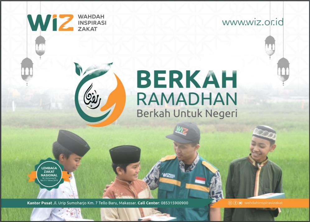 Berkah Ramadhan (Berkah untuk Negeri) WIZ-YPWI
