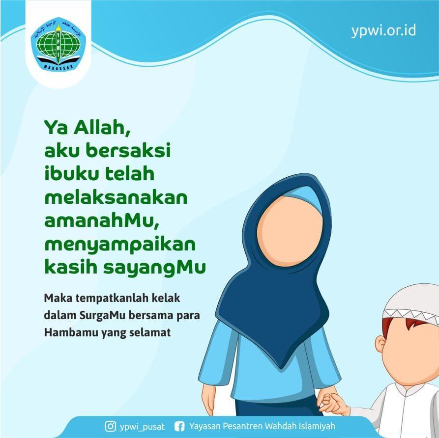 Do'a Untuk Ibu