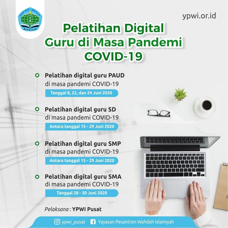 YPWI Pusat adakan Pelatihan Digital Nasional melalui Cisco Webex